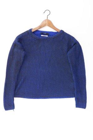 Oui Pullover blau Größe 36
