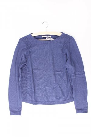 Oui Pullover blau Größe 38