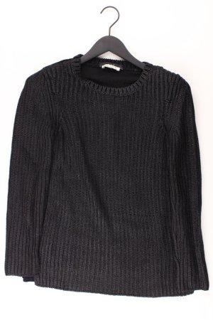 Oui Pullover schwarz Größe 36
