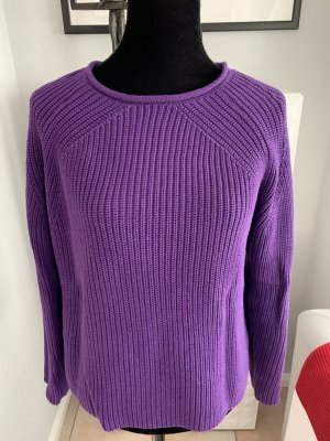 Oui Pullover Sommerstrick Pulli