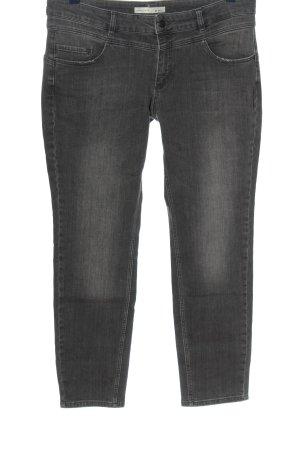 Oui Skinny Jeans schwarz Casual-Look