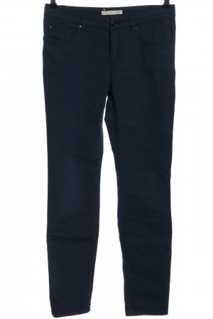 Oui Slim Jeans blau Casual-Look
