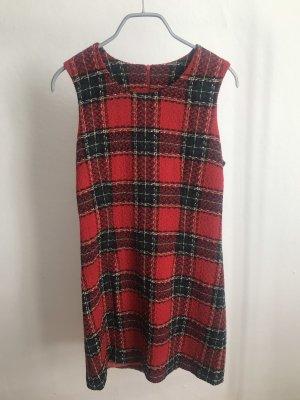OuiSet Woolen Dress multicolored