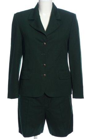 OuiSet Kostüm grün Business-Look