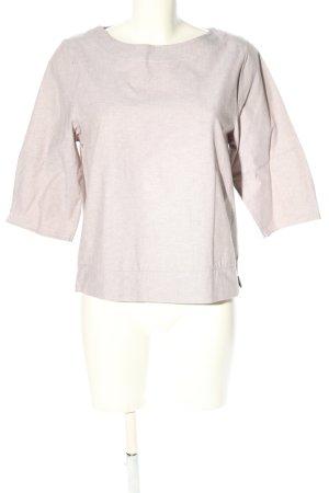 OuiSet Camisa holgada rosa look casual