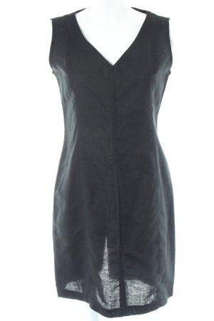 OuiSet schulterfreies Kleid schwarz klassischer Stil