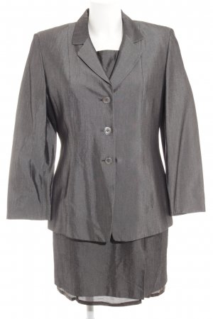 OuiSet Woven Twin Set grey business style