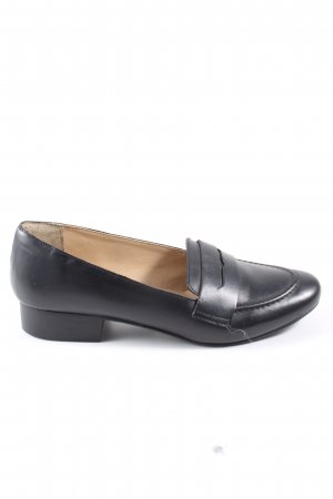 Out from Under Slipper schwarz Business-Look