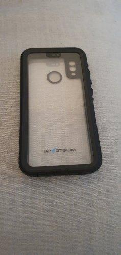 Huawei Carcasa para teléfono móvil negro