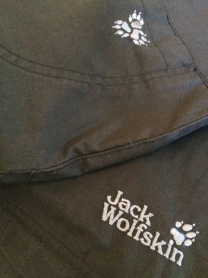 Jack Wolfskin Treggings grigio