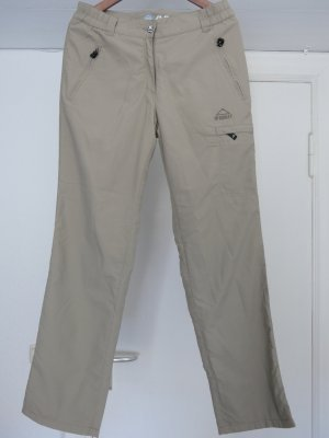McKinley Thermal Trousers cream polyamide