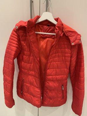 Veste d'extérieur rouge