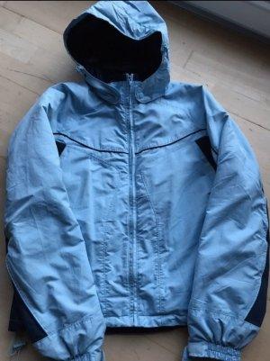 Outfit Outdoor jack korenblauw-staalblauw