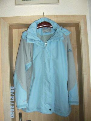 Regatta Outdoor jack lichtblauw-lichtgrijs Polyester