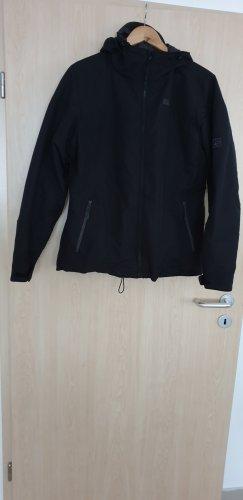 outdoor Jacke schwarz