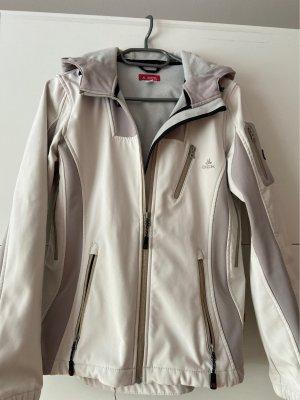 OCK Outdoor Jacket natural white-grey