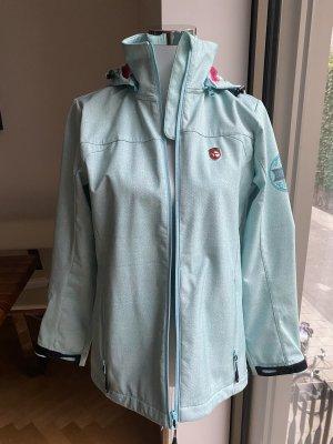 Outdoor Regen Jacke Sport wasserdicht / Wind Gr. S aber passt S und M