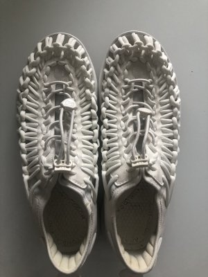 Keen Slip-on Sneakers natural white-white