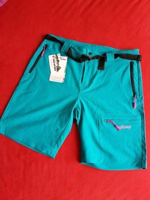 Viking Short Trousers turquoise