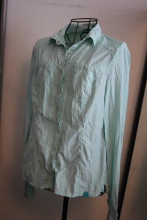 Schöffel Blusa-camisa menta