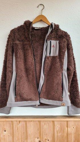 Outdoor-Wander-Ski-Jacke, Größe L, Marke OCK, braun