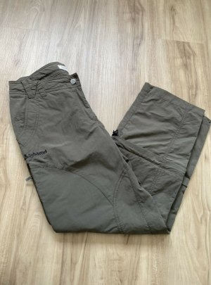 Schöffel Jersey Pants olive green