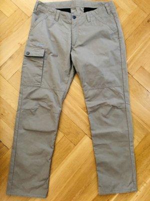 Lundhags Pantalone cargo beige chiaro-beige Cotone
