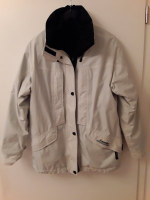 Motion Outdoor Jacket natural white polyester