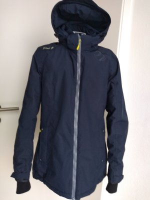 First B Outdoor jack donkerblauw