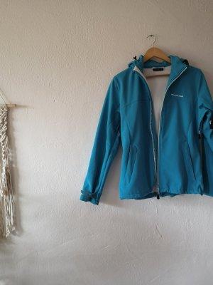 moorhead Outdoor Jacket white-blue