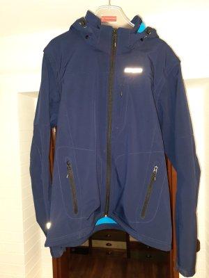 Icepeak Outdoor jack lichtblauw-blauw
