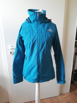 The North Face Outdoor Jacket turquoise-cadet blue