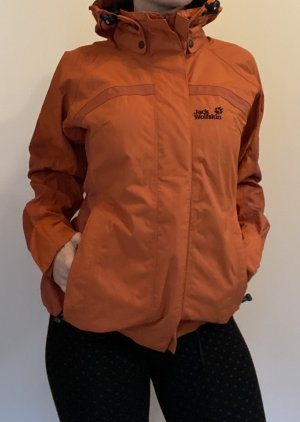 Jack Wolfskin Outdoor Jacket russet