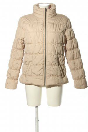 outerwear Steppjacke creme Steppmuster Casual-Look