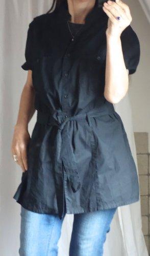 OUTFIT Classic Blusa larga negro Algodón