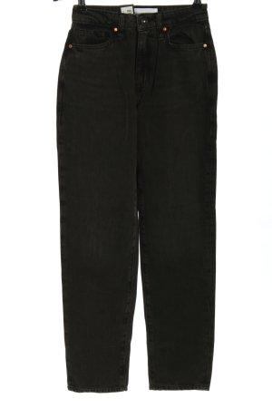"Outland Denim High Waist Jeans ""Outland Denim"" schwarz"