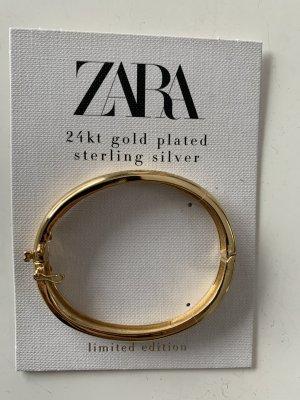 Ovaler Armreif - limited Edition von Zara