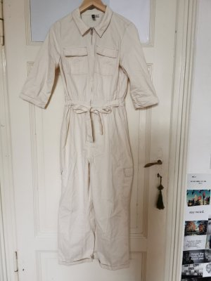 H&M Divided Onesie beige clair