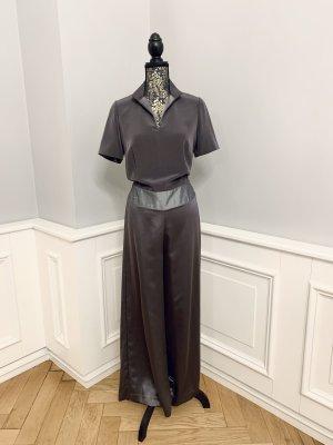 Handmade Trouser Suit anthracite