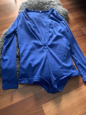 Onesie blauw-donkerblauw