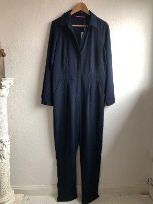 Comptoir des Cotonniers Jumpsuit dark blue