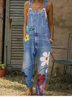 'S MaxMara Bib Shorts azure