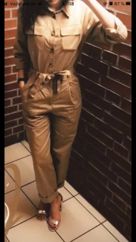 H&M Costume business brun