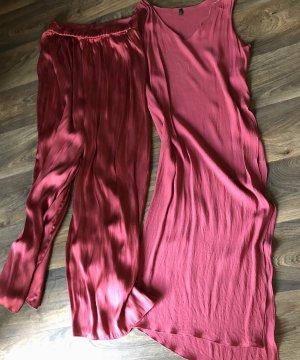 Overall Kleid mit Hose  Zweiteiler