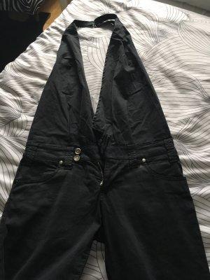 Overall zwart
