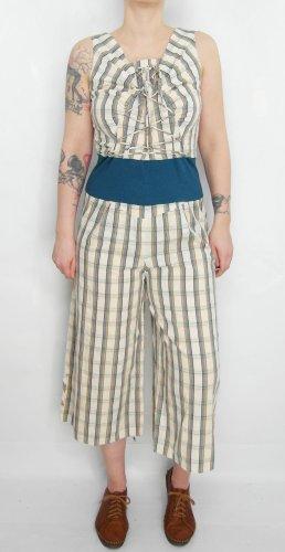 Overall Vintage Jumpsuit Gr. 36 Einteiler Karo Vintage 90er