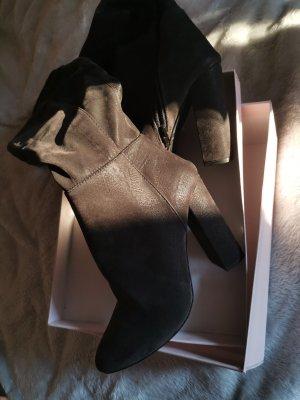 JustFab High Heel Boots black