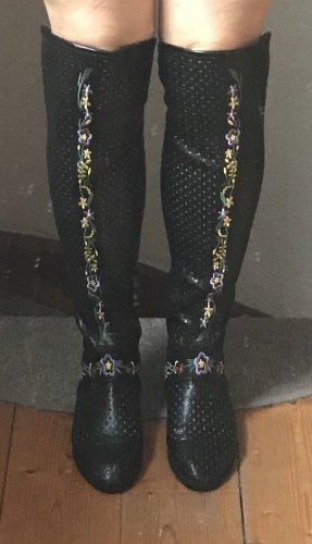 Overknee Stiefel, extravagant 36, Overknees