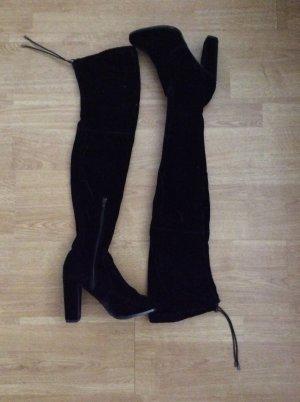 Overknee Stiefel in Größe 40 zu verkaufen!