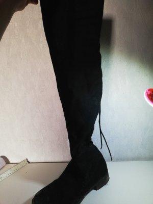 JustFab Stivale cuissard nero
